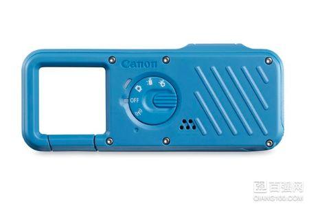 佳能发布IVY REC钥匙扣便携式数码相机:售价922.5元-3