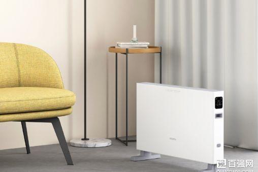 智米电暖器智能版1S发布:居浴两用-1