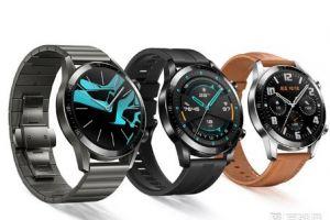 华为Watch GT2 42mm版本来了:将于11月1日预售