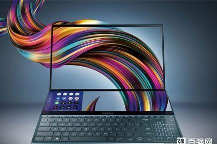 华硕推出新款ZenBook Duo双屏笔记本:i7-10510U处理器加持-1