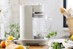 BRUNO推出一款真空多功能搅拌机:可抽真空、防食物氧化-1