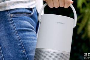 Bose推出Bose Portable 便携无线音箱:支持语音助手-3