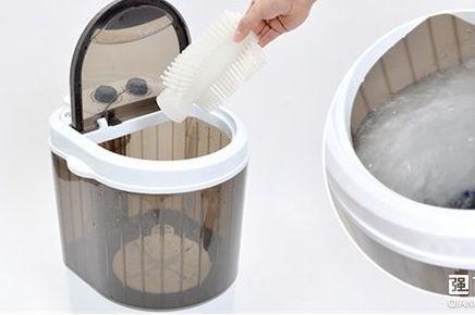 Sanko推出可洗鞋子的洗衣机:售价766元-2