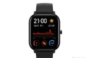 华米发布Amazfit GTS智能手表:售价899元-3