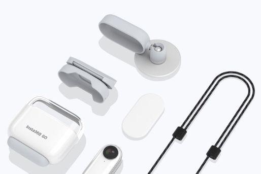 Insta360发布拇指防抖相机:售价1288元-3