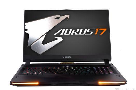 技嘉旗下品牌 AORUS x OMRON:推出全新17寸游戏本-1