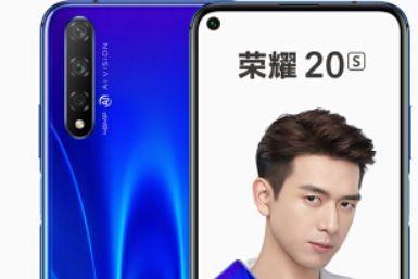 荣耀20S开启预约:最强自拍手机-3
