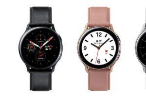 三星发布新品 Galaxy Watch Active2 智能手表:支持LTE连接-3