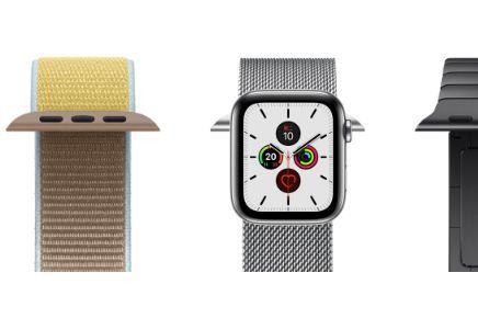 苹果Apple Watch Series 5智能手表发布:多种类型搭配-2