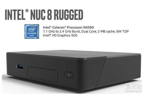 """英特尔将推出NUC 8 RUGGED""""查克峡谷""""迷你电脑:针对入门用户-1"""