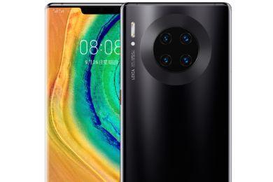 华为Mate 30 RS保时捷设计手机正式发布:奢华真皮皮质-1