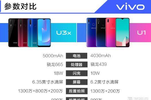 vivo U3x正式开售:采用了骁龙665处理器-1