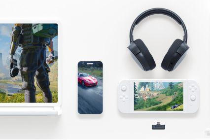 赛睿发布 Arctis 1 Wireless 无线耳机:兼容多个平台-3