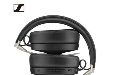 森海塞尔推出第三代Momentum Wireless耳机:售价2999元-1