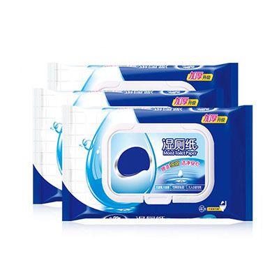 湿厕纸哪个牌子好_2021湿厕纸十大品牌-百强网