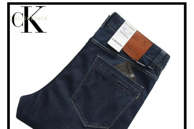 教你辨别ck牛仔裤真假辨别方法-1