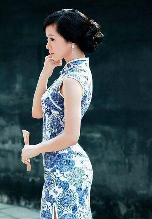 公司年会选什么样的旗袍好?什么样的旗袍穿起来好看?-1