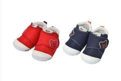 日本MikiHouse婴儿学步鞋有独特的设计嘛??性价比高不高??-1