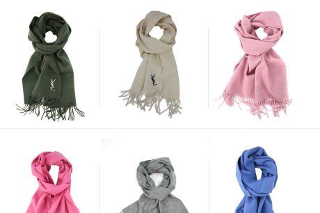 YSL围巾便宜吗?YSL围巾正品什么价格?-2