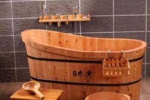 在水一方泡澡木桶服务好不好?销量呢?评价好吗?-1
