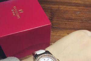 罗西尼手表怎么样?戴着有档次吗?-1