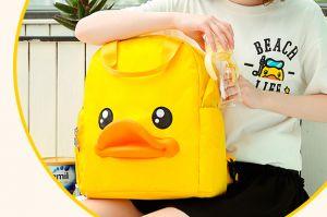 B.Duck小黄鸭、Kate Spade和Storksak Elizabeth妈咪包那个好?-3