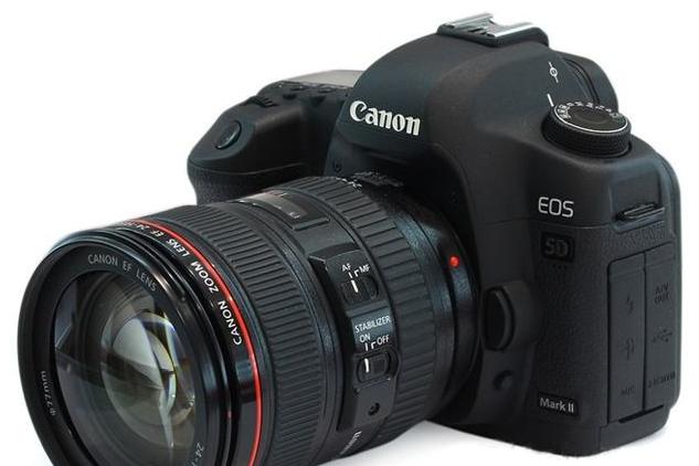 佳能5d2单反相机多少钱?有什么优势?-1