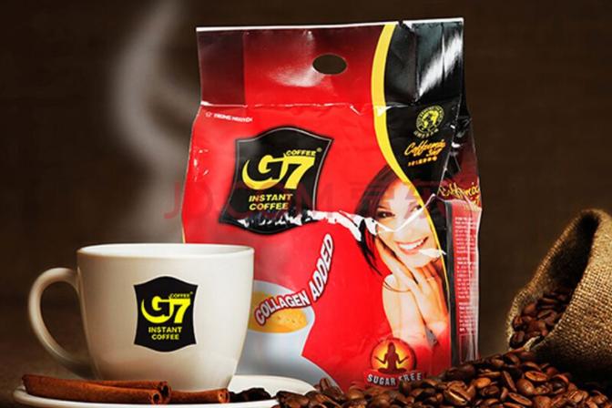 越南g7咖啡怎么样?好喝吗?-1