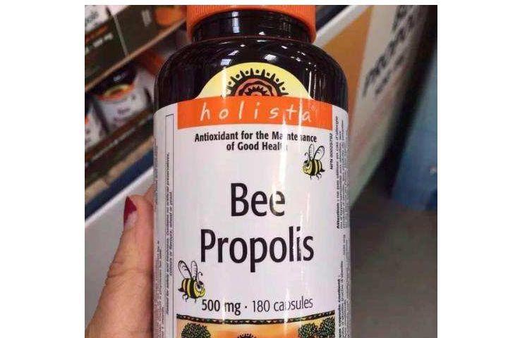 加拿大蜂胶功效与作用?holista黑蜂胶有用吗?-1