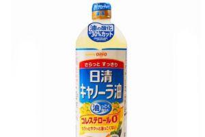 菜籽油的功效与作用?日本NISSIN日清菜籽油适合孕妇吗?-1