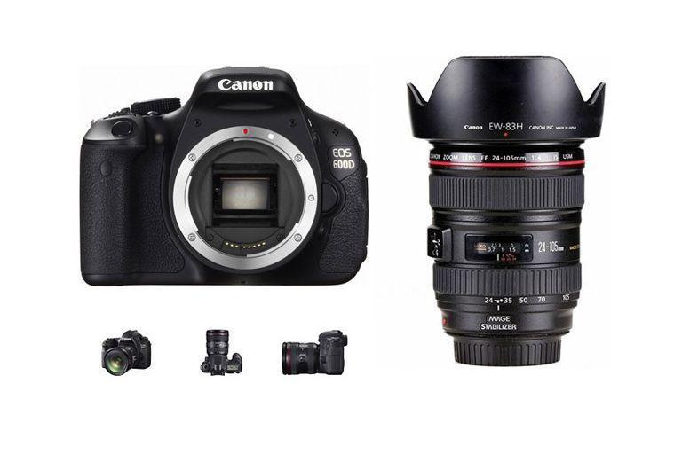 佳能600d相机怎么样?佳能600d单反相机价格?-1
