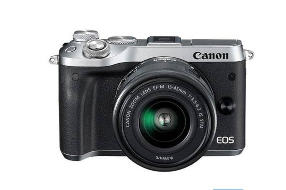 佳能那款相机性价比高?佳能M6相机怎么样?-1