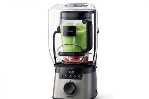 榨汁机和破壁机哪个好?飞利浦破壁料理机声音大吗?