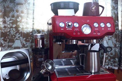 Breville铂富意式咖啡机多少钱?Breville铂富意式咖啡机好不好?-1