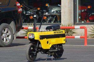 本田 motocompo 踏板车还生产吗?有多重?-1