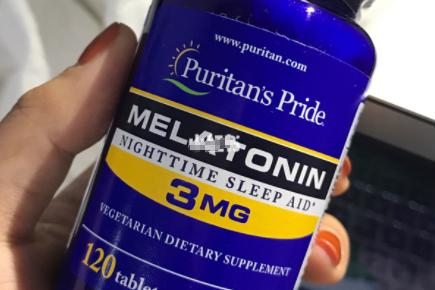 MELATONIN褪黑素剂量多少?效果好吗?-1