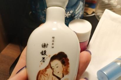 谢馥春桂花头油香味如何?使用感好吗?-1
