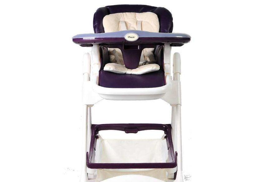 pouch的宝宝餐椅怎么拆?pouch餐椅k05和k06对比?-1