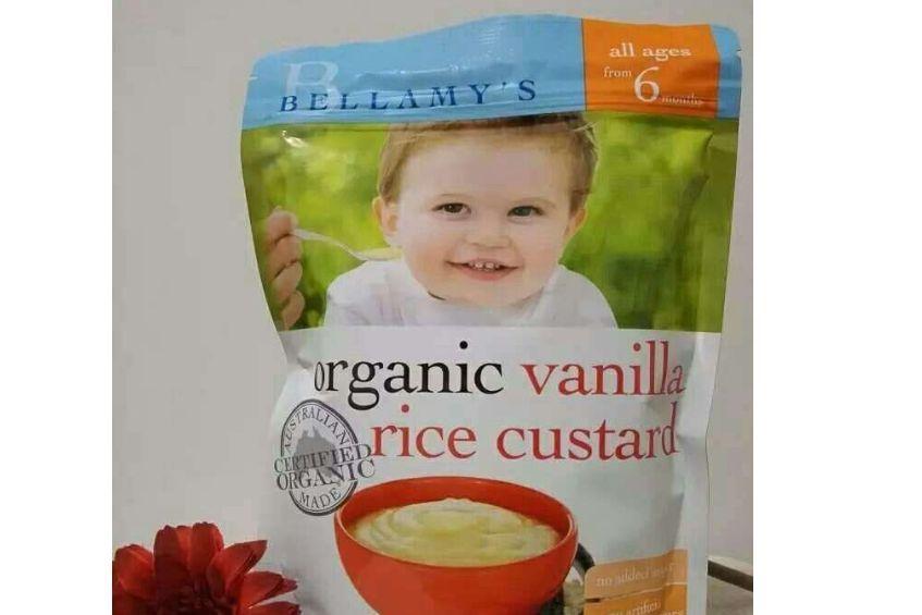 贝拉米米粉是高铁的吗?贝拉米婴儿米粉怎么吃?-1