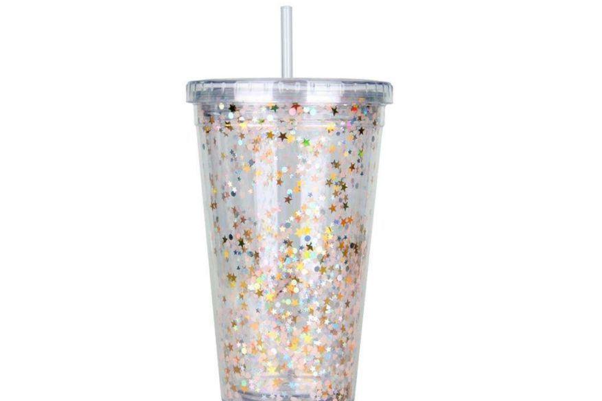 星巴克吸管杯能装热水吗?价格是多少?-1