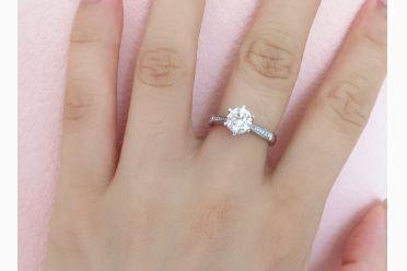 周大福钻石戒指怎么样?-1