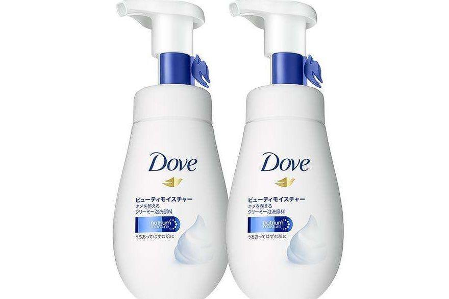 dove洗面奶怎么样?dove洗面奶泡沫度如何?-1