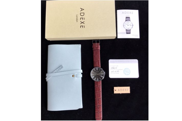 adexe手表是什么品牌?adexe男士腕表怎么样?-1