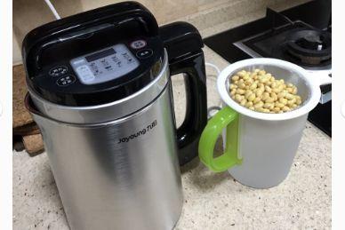 九阳豆浆机有哪些模式?可以做米糊吗?-1