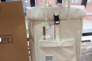 ROOTOTE帆布书包价格多少?质量好吗?-1
