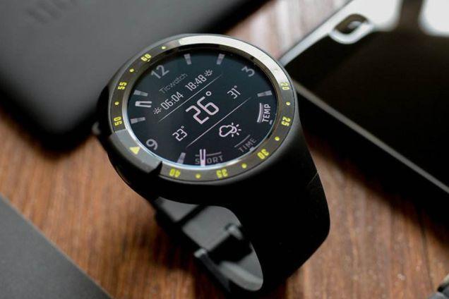 ticwatch智能手表评测?ticwatch智能手表功能介绍?-1