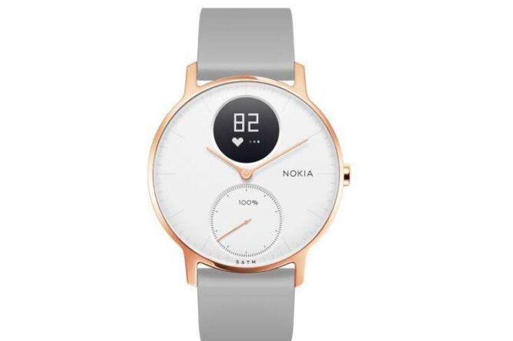 nokia steel智能手表如何?谁能介绍一下?-1