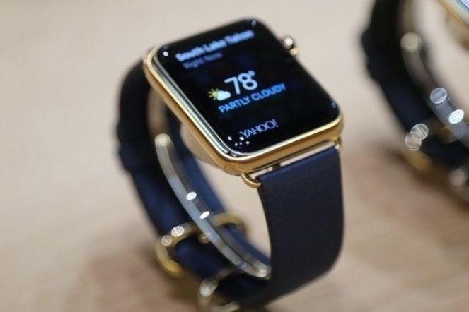苹果watch手表功能?苹果watch智能手表好吗?-1