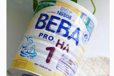 雀巢BEBA HA婴幼儿奶粉如何?宝宝易吸收吗?-1