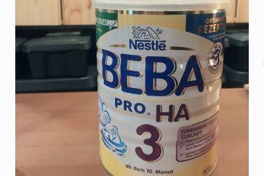 雀巢BEBA HA婴儿奶粉推荐吗?营养好吗?-1